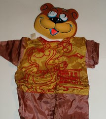 Sugar Bear Halloween Costume