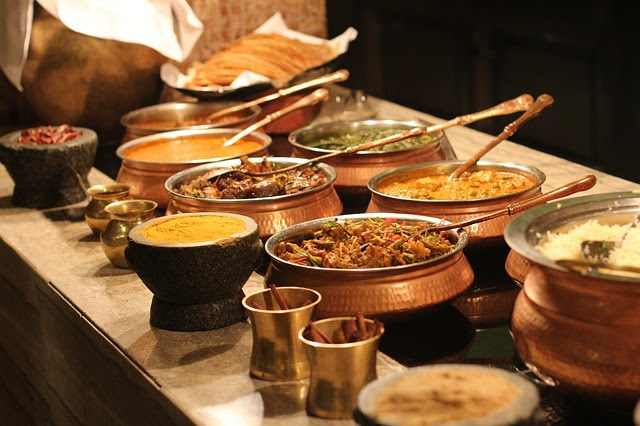 Indian Food Near Me - The Best Indian Restaurants Near My Location