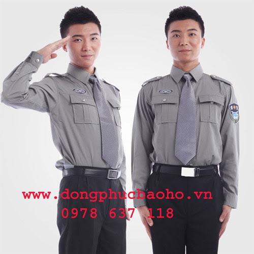 đồng phục bảo vệ thông tư 08