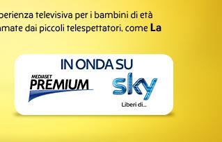 In onda su Mediaset Premium Sky