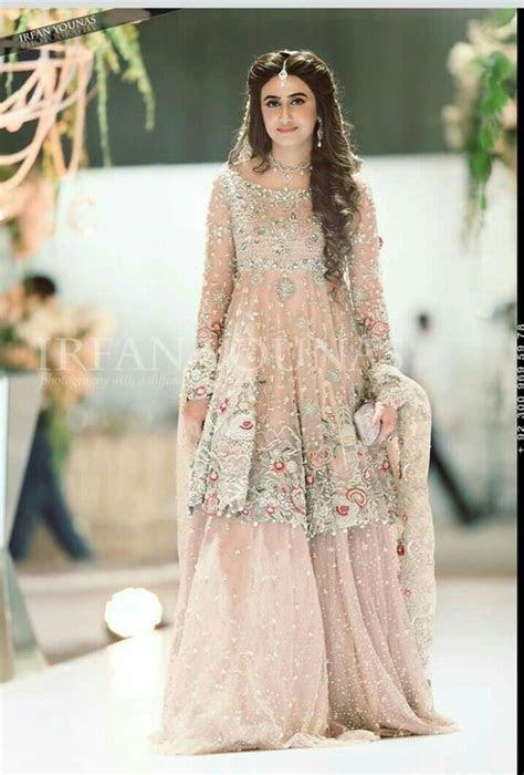 35  Fashionable Indian Wedding Dresses 2018/2019