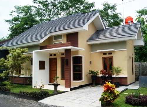Desain Rumah Idaman Sederhana Di Desa Situs Properti Indonesia