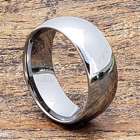 Eclipse Tungsten Wedding Bands   Durable   Forever Metals