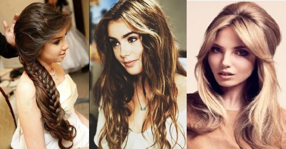 Long Hairstyles for Girls Step By Step Tutorial & Trends ...