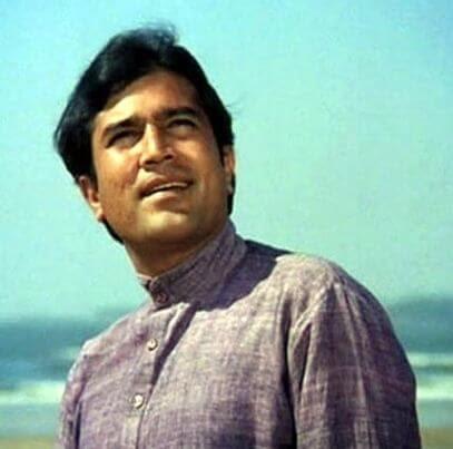 Rajesh Khanna aka Jatin Khanna