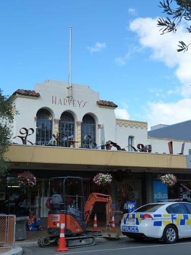 Harvey's, Hastings