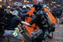 Violence Flares in Hong Kong as Emergency Rule Spurs Backlash