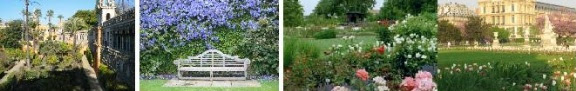 Gartenblog, Gartenreiseblog, GartenLiteraturblog