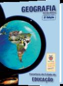 capa do livro de geografia