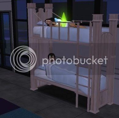 Sassy For Sims 2 Two Sims 3 To Sims 2 Bunkbeds Bonus