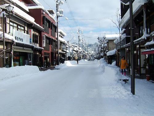 Takayama City