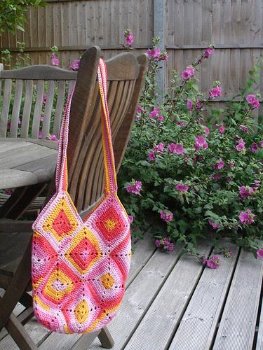 Sunny summery bag 002
