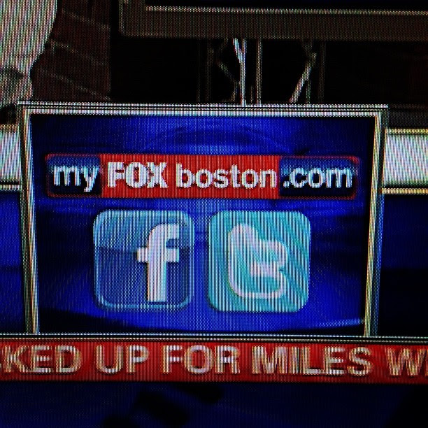Guess the Facebook Page and Twitter Account name? myfoxboston.com