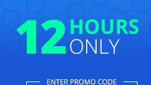 12 HOURS ONLY