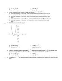 17 Best Images of Standard To Vertex Form Worksheet  Quadratic Vertex Form Worksheet, Quadratic