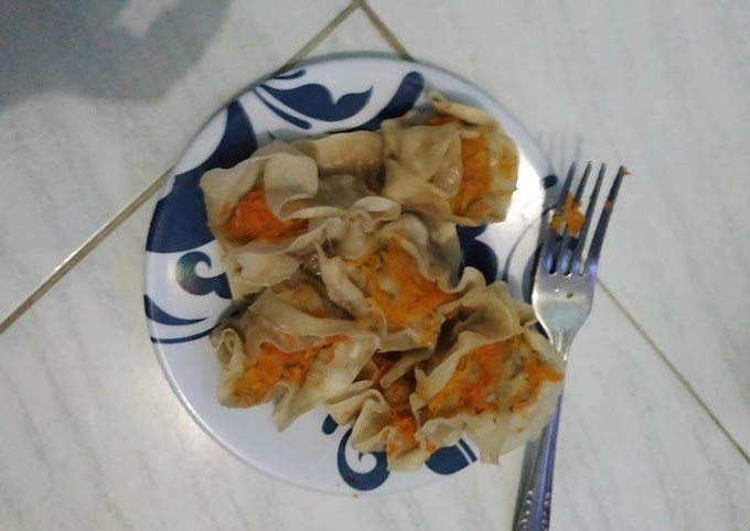 Resep Membuat Dimsum Ayam Anti Gagal