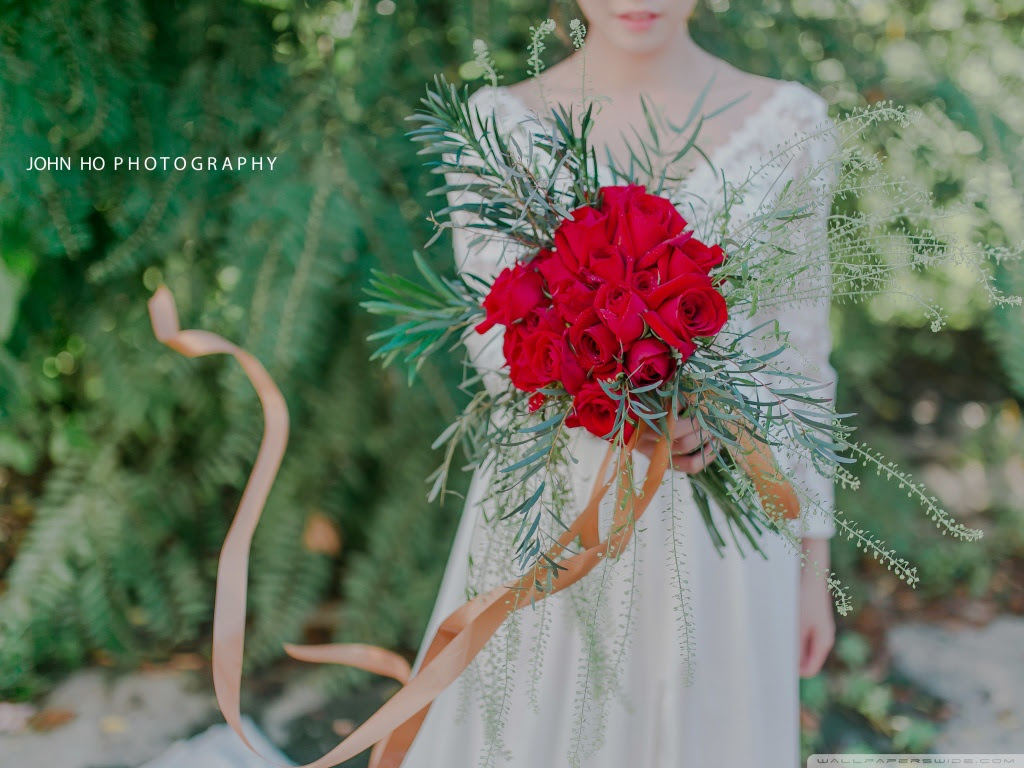 Wedding Bouquet Flowers Roses Hd Wallpaper Find Wallpapers