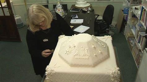 BBC News   A Lincolnshire royal wedding cake maker's memories