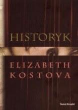 """Elizabeth Kostova """"Historyk"""""""