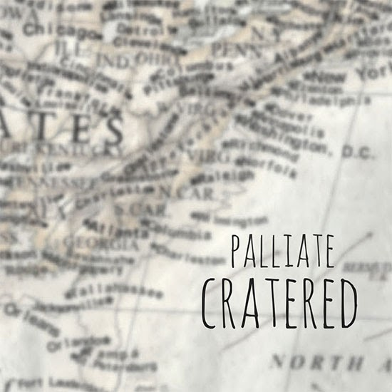 <center>Palliate (one-man band) stream new EP 'Cratered'</center>