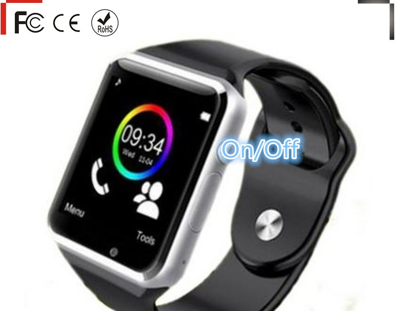 Watch manual smart instruction - UWatch Smart GT08