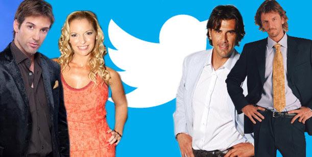 Hackean las cuentas de Twitter de Facundo Arana y tres protagonistas de Dulce amor