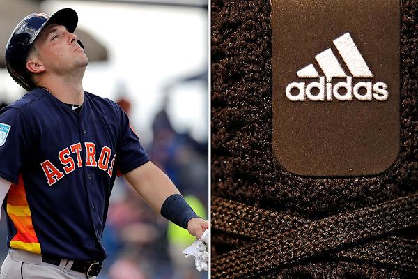 c6b226dc4b2 Alex Bregman reveals new partnership with Adidas
