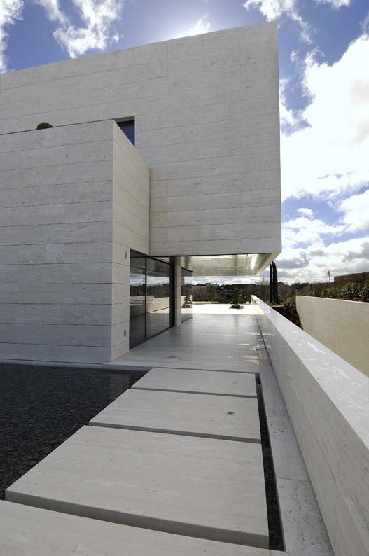 Vivienda en Pozuelo Alarcón - A-cero Arquitectos, arquitectura, casas