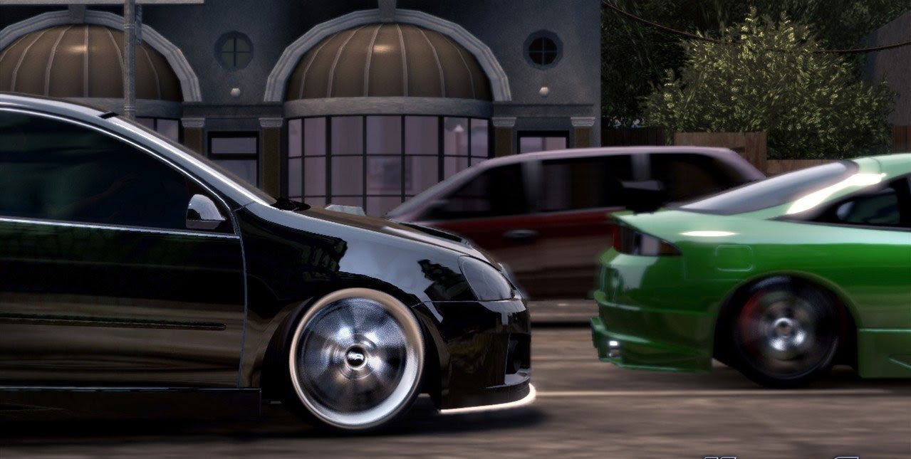Rockstar might be working on another Midnight Club screenshot