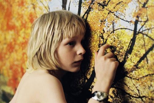 Oskar, o menino solitário!