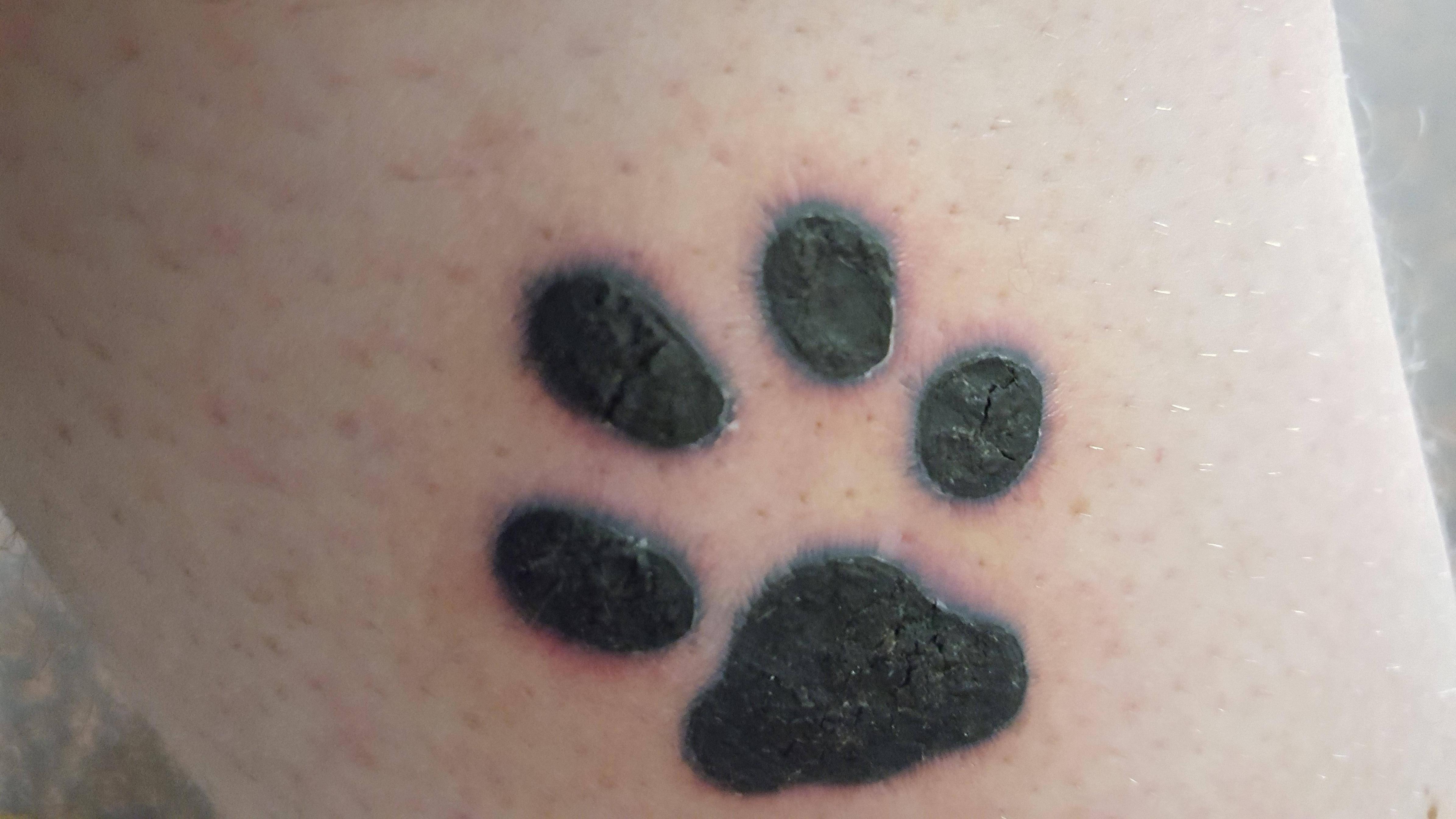 Blowout Or Bruising Tattoo Forum