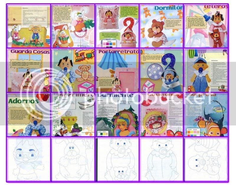 recordatios decoracion cuertos baby shower bebes niño niñas niñas bebes paso a paso invitaciones