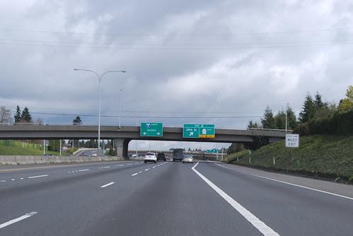 I-5 @ SR 500