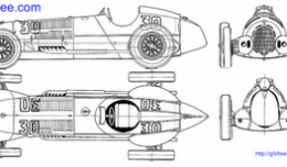 Car Blueprints | Free 3D Models for Maya and 3DS MAX