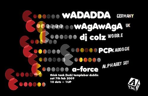 PACDRops by Foo! digital.