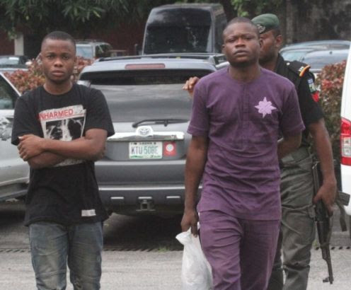 2 Lagos Yahoo Boys Sent To Prison For Multi-Million Scam