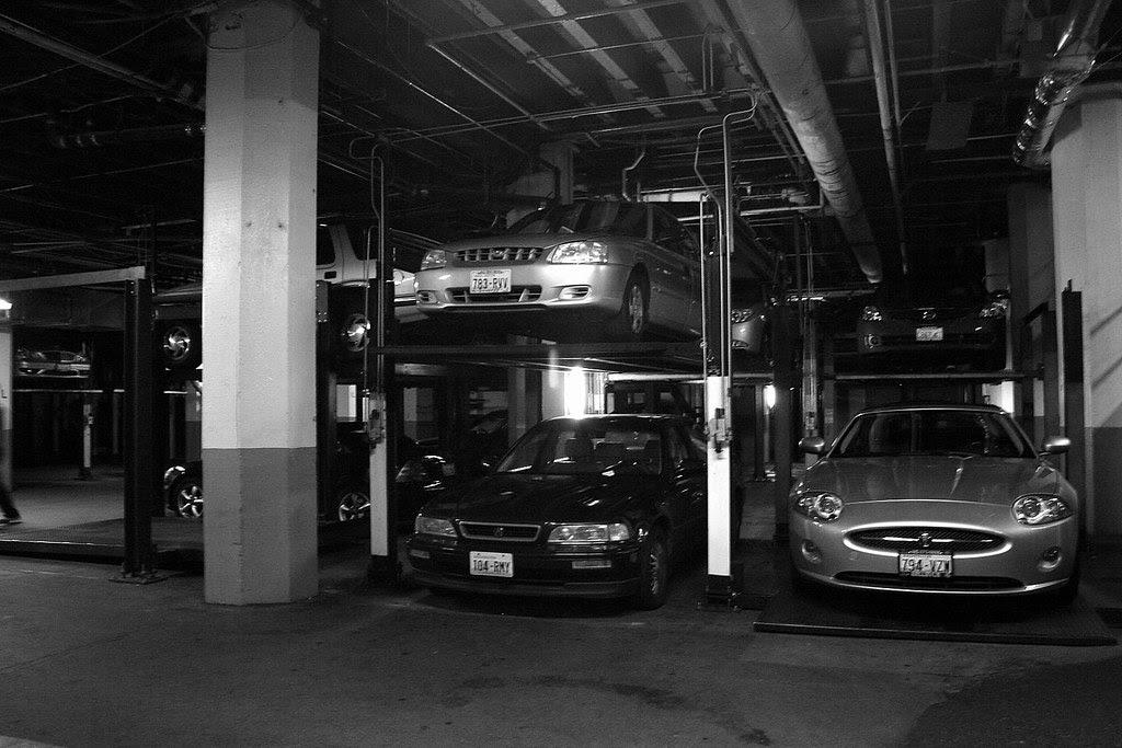Stack Parking
