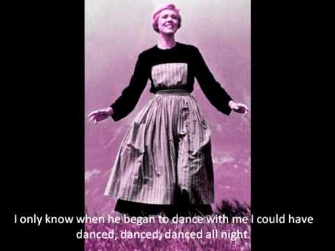 Julie Andrews I Could Have Danced All Night Lyrics