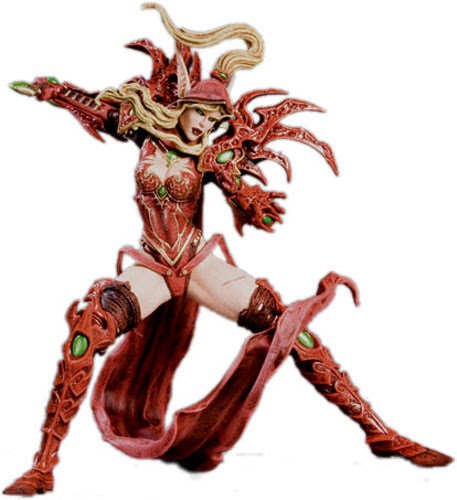 World Of Warcraft Blood Elf Male