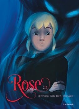 Couverture Rose, tome 2