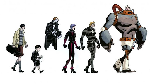 Avatar of THE UMBRELLA ACADEMY GAME Is Live Now on Kickstarter