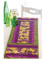 Sew Simple Table Runner Pattern - Electronic Download