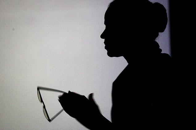 Marina Silva em ato que celebrou as 500 mil assinaturas para criação de seu partido, a Rede Sustentabilidade