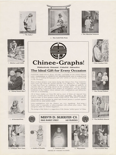 Chinee-Graphs