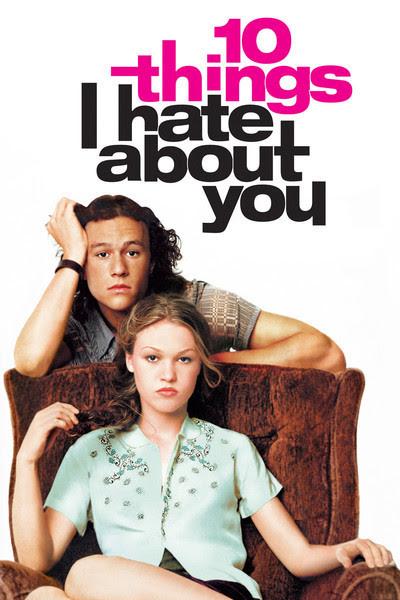 Resultado de imagen de 10 reasons to hate you