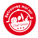 Badge de Chef Simon