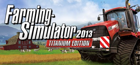 FARMING SIMULATOR 2013 TITANIUM EDITION (PC)
