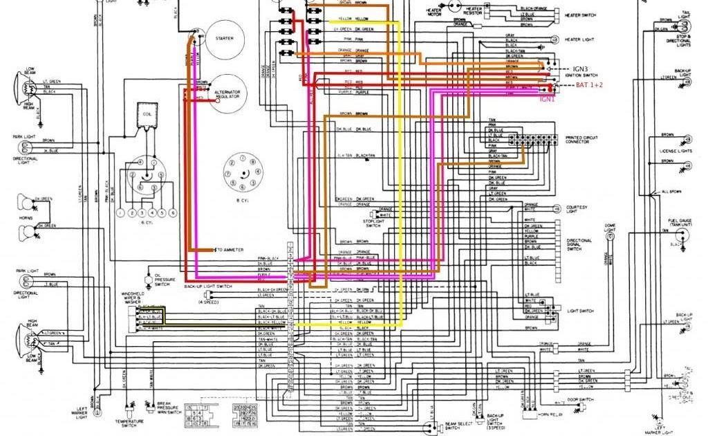 1994 Chevy 1500 Wiring Diagram Ke Light