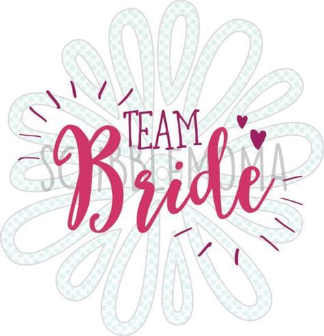 SVG, PNG, EPS   Bachelorette Party, Maid of honor, Team