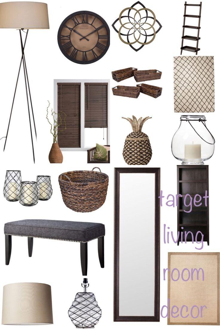 target living room decor   Home Decor Ideas   Pinterest